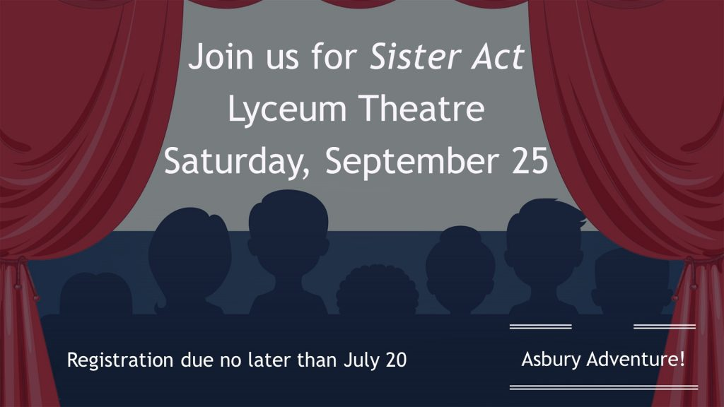 Sister Act Sept 2021